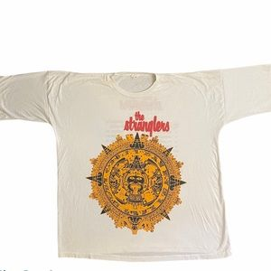 Authentic The Stranglers vintage concert shirt